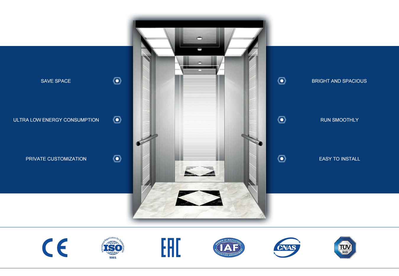 Cheap Passenger Elevator Lift